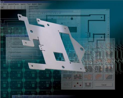 CADMAN-P 3D